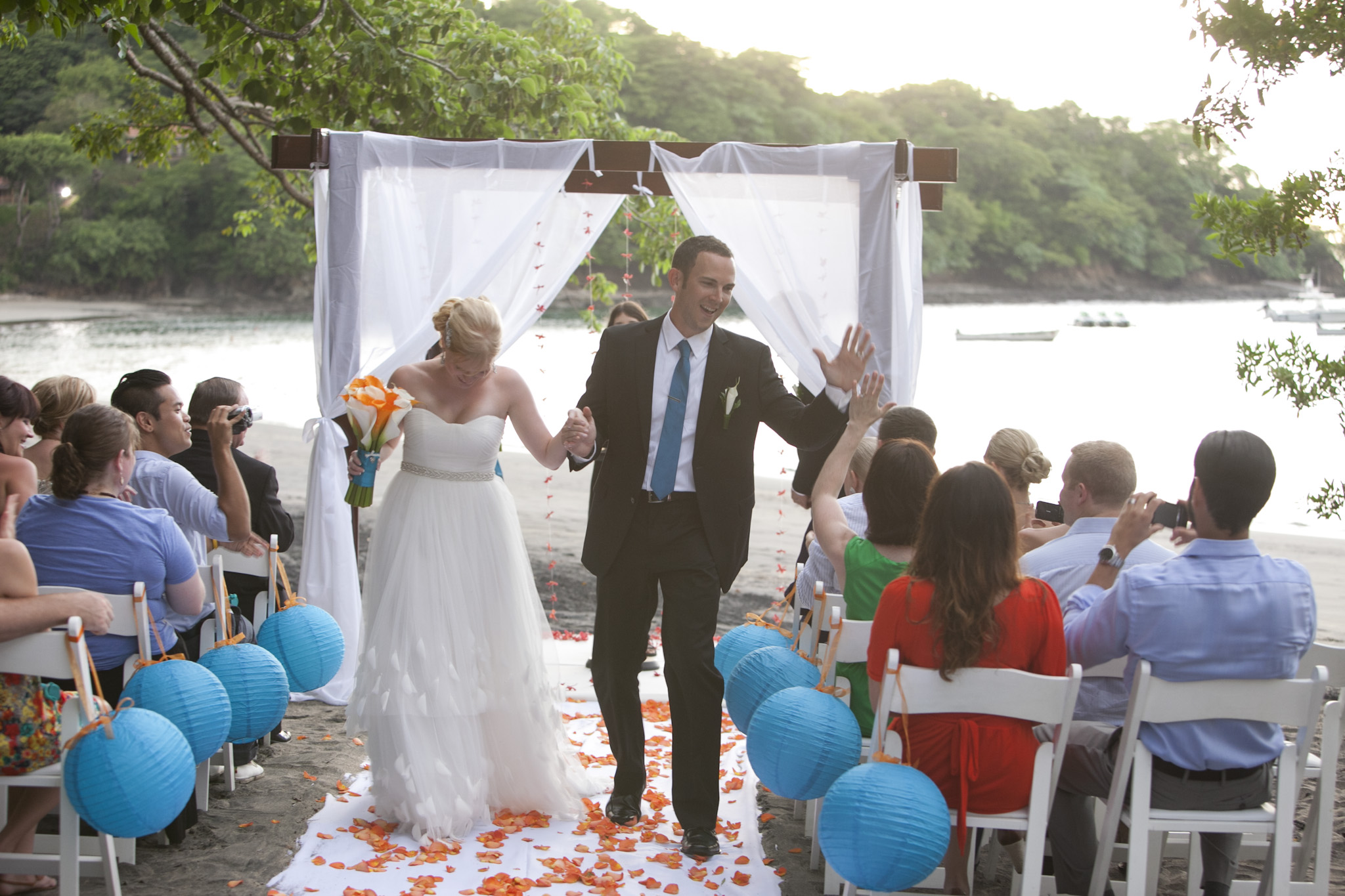 ISWD Destination Event Planners: Outdoor Wedding