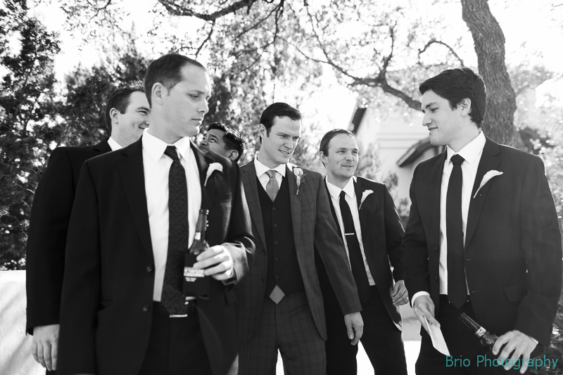 ISWD Destination Event Planners: Groomsmen