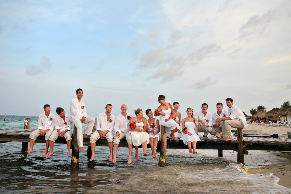 ISWD Destination Event Planners: Mexico Destination Wedding