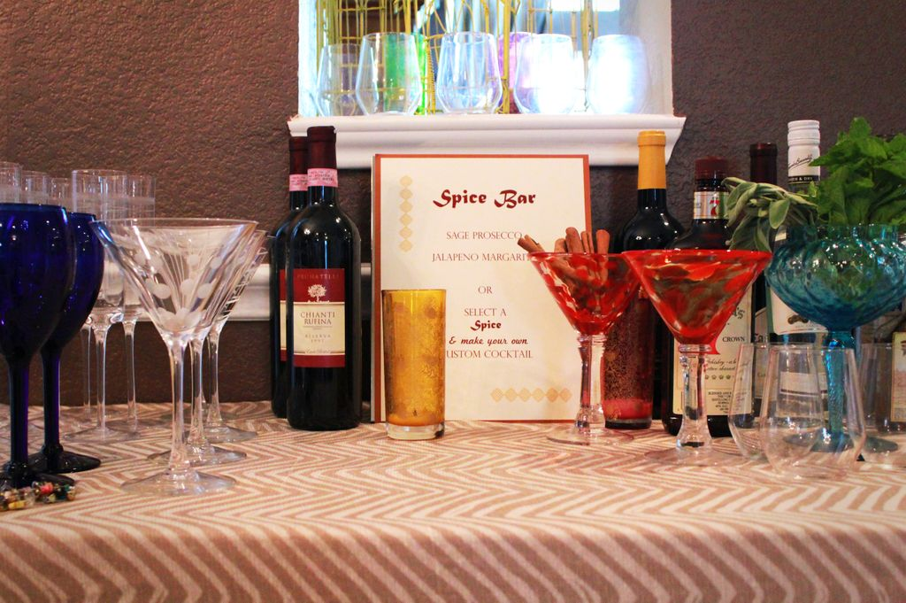ISWD Destination Event Planners: Spice Party Event