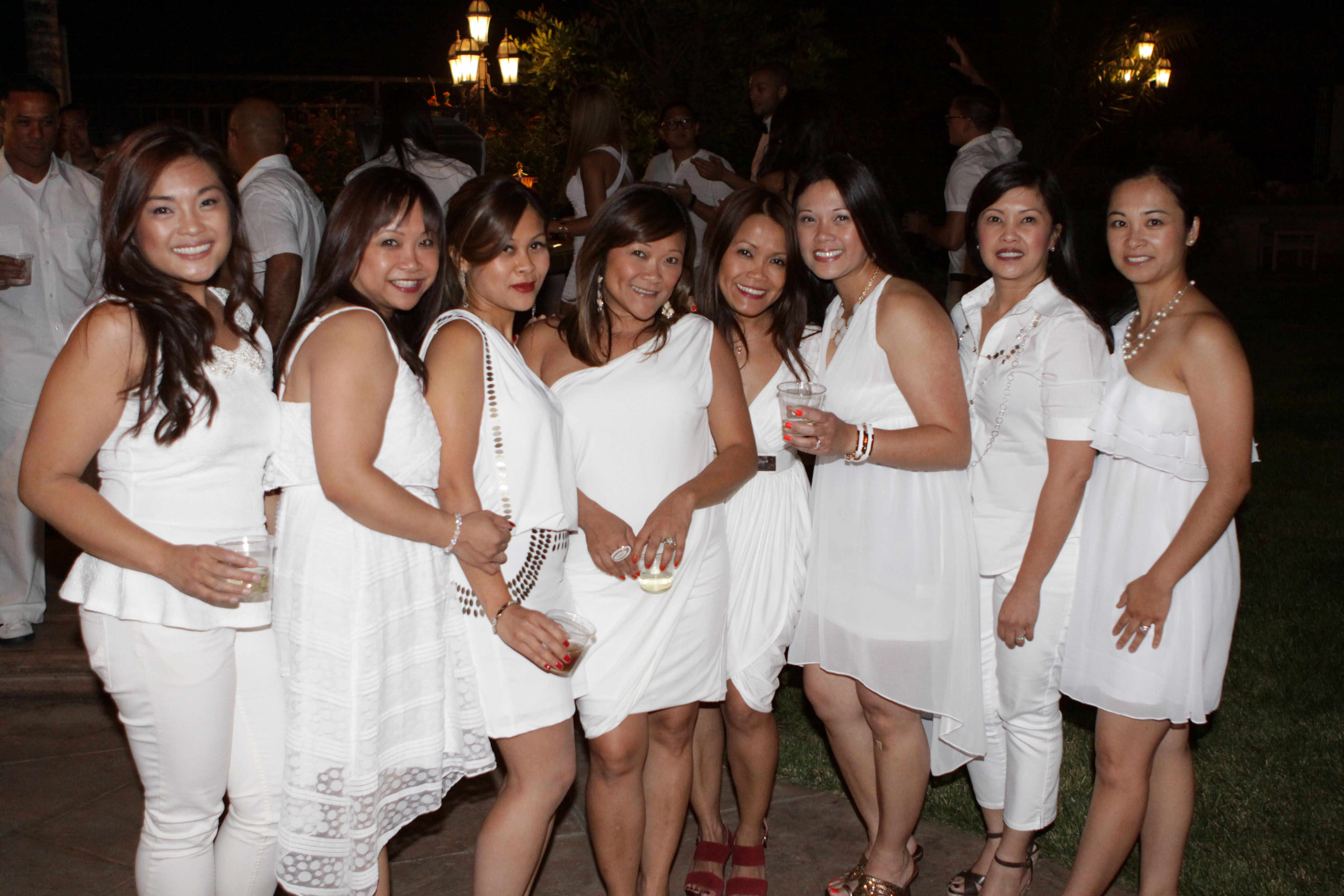 WhiteParty6ISWD Destination Event Planners: 21st Birthday Party Event
