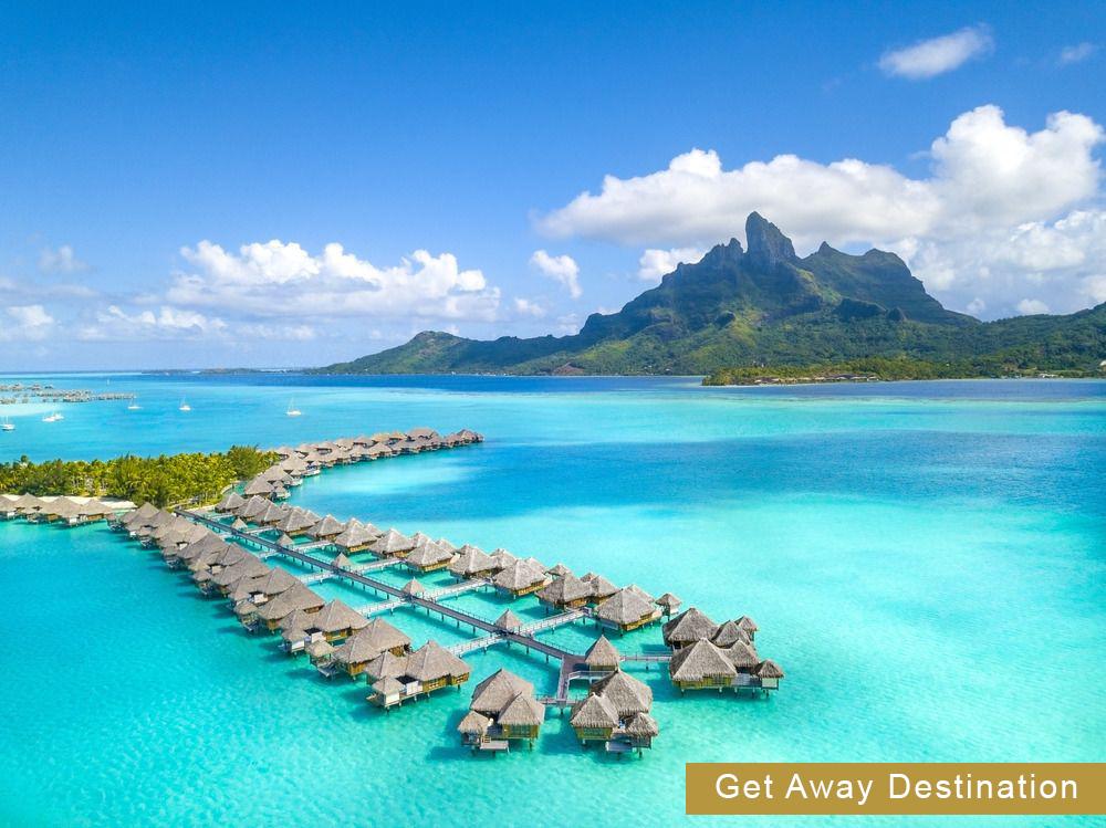 Bora Bora Beach Resort and Spa